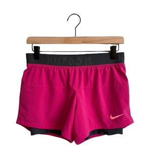 Nike 2-in-1 Running Shorts